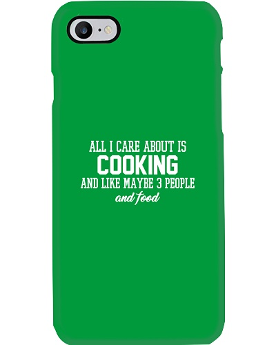 All I Care About Is Cooking