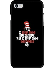 I WIll Go Scuba Diving  Phone Case thumbnail