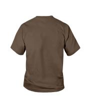 Volleyball Floss Like A Boss Youth T-Shirt back