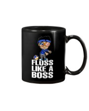 Volleyball Floss Like A Boss Mug thumbnail