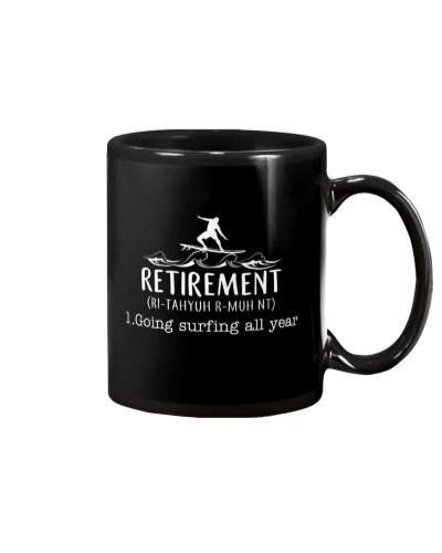 Surfing Retirement