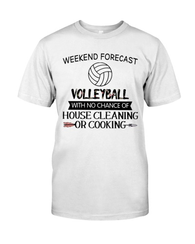 Volleyball Weekend Forecast