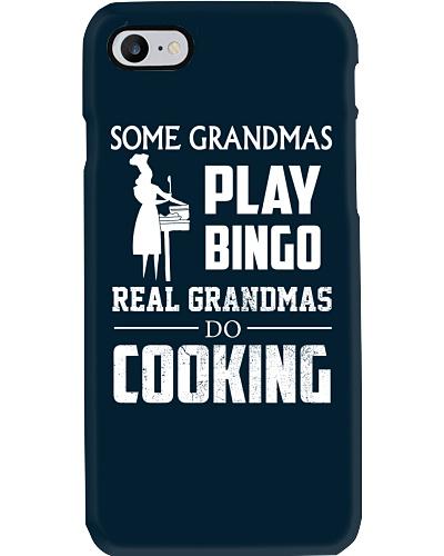 Real Grandmas Do Cooking