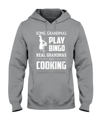 Real Grandmas Do Cooking