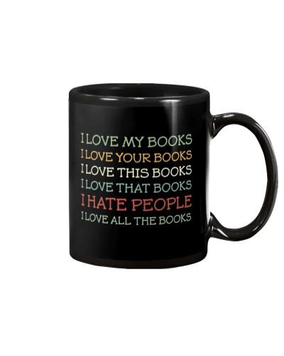 Books I Love My Books