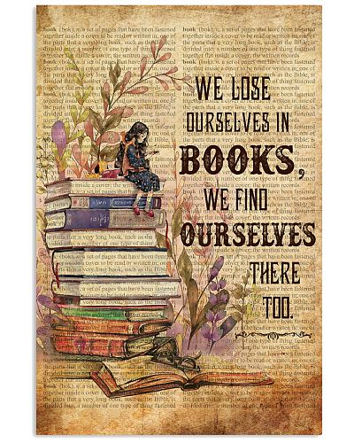 Book We Lose Ourselves In Books
