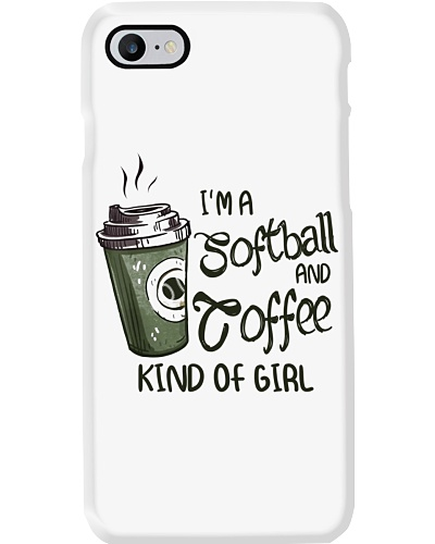 Softball Kind Of Girl
