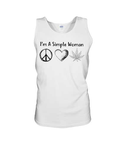 I'm A Simple Woman  Weed