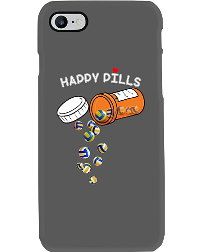 Happy pills Volleyball