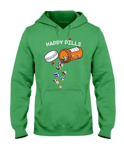 Happy pills Volleyball