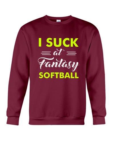 Softball I suck