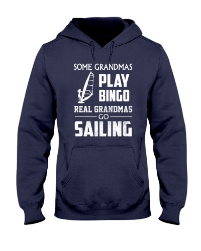 Real Grandmas Go Sailing