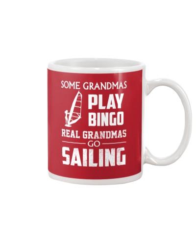 Real Grandmas Go Sailing