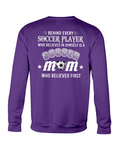 Behind Every Soccer Player