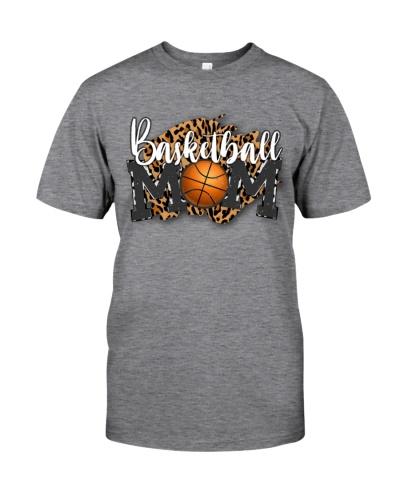 Basketball Mom Leopard