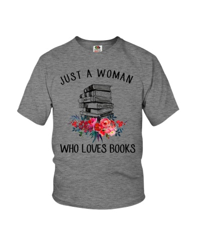 Book Just A Woman