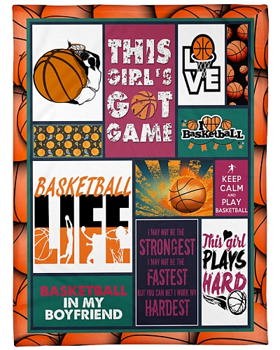 Basketball This Girl's Got Game Graphic Design
