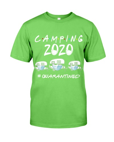Camping Quarantined 2020