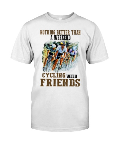 Cycling Nothing Better Than A Weekend