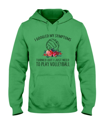 Just Need To Play Volleyballs