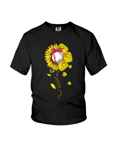 Baseball Proud Mom