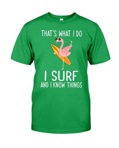 I Surf And I Know Things