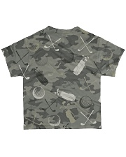 Golf Camouflage All-over T-Shirt back