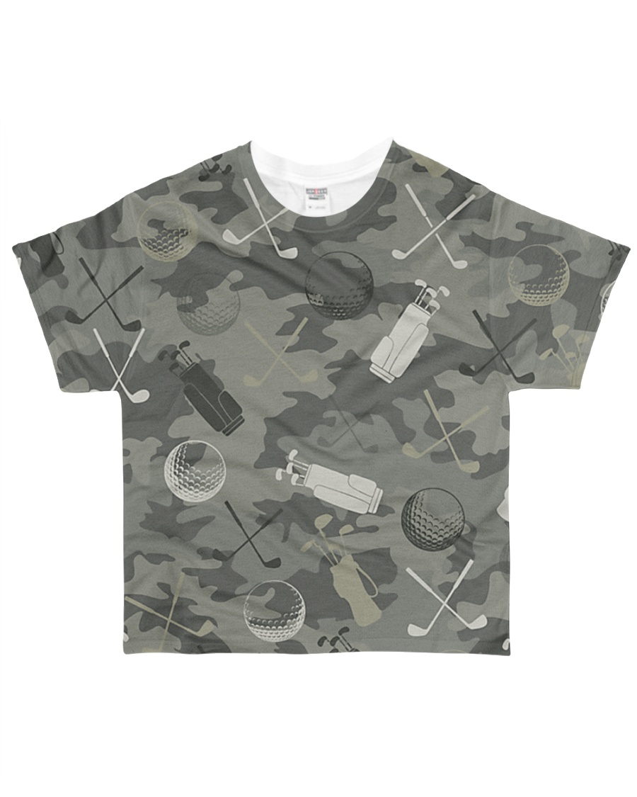 Golf Camouflage All-over T-Shirt