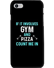 Gym And Pizza Phone Case thumbnail