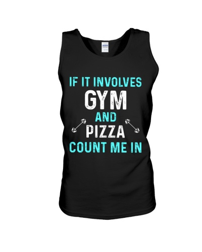 Gym And Pizza