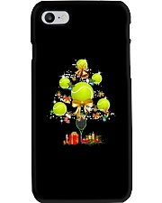Tennis Tree Xmas Phone Case thumbnail