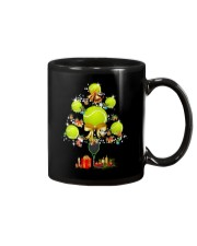 Tennis Tree Xmas Mug thumbnail