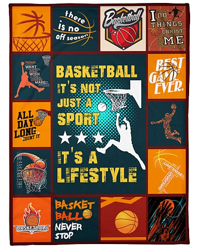 Basketball It's Not Just A Sport Graphic Design