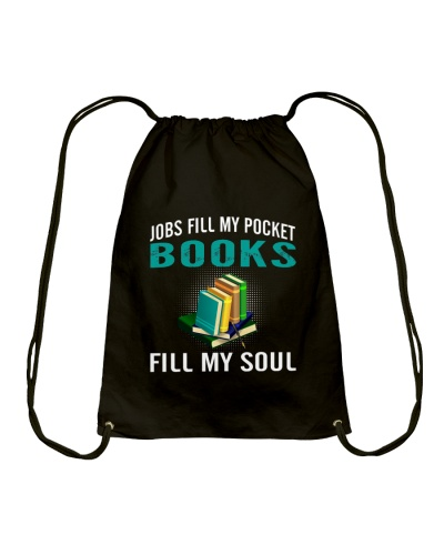 JOBS FILL MY POCKET BOOK FILLS MY SOUL