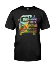 I'm A Camping Girl Classic T-Shirt thumbnail