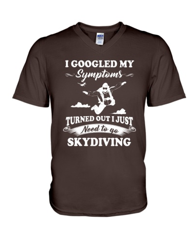 Need to go Skydiving