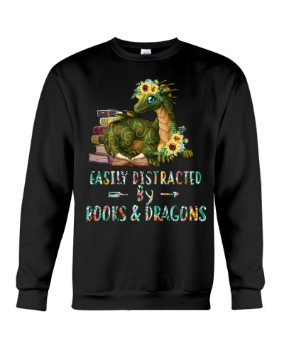 Books and Dragons