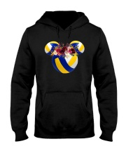 Volleyball Limited Edition Hooded Sweatshirt front