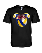 Volleyball Limited Edition V-Neck T-Shirt tile