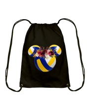 Volleyball Limited Edition Drawstring Bag tile