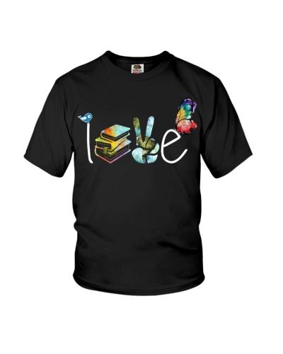 Books Earth Love