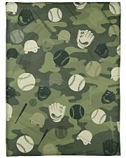 "Baseball Camou Large Fleece Blanket - 60"" x 80"" thumbnail"