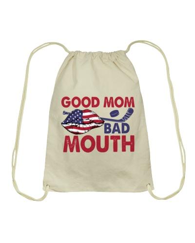 Hockey Good Mom Bad Mouth