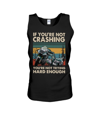 Motorcycle If You're Not Crashing