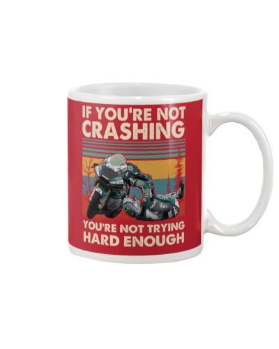 Motorcycle If You're Not Crashing