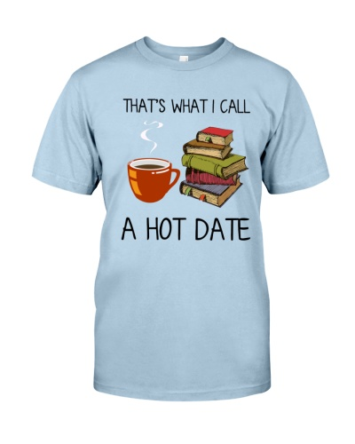 Book That's What I Call A Hot Date