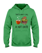 Book That's What I Call A Hot Date Hooded Sweatshirt thumbnail