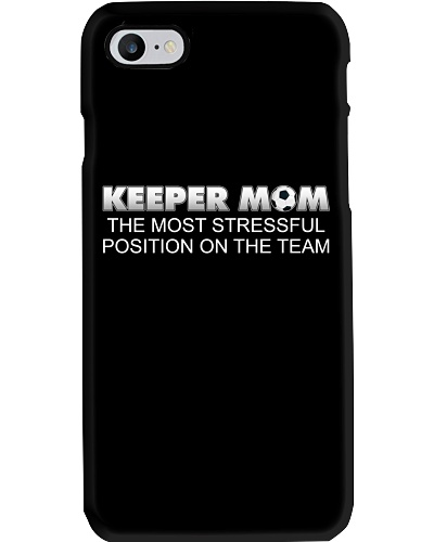 Keeper Mom The Stressful Position On The Team