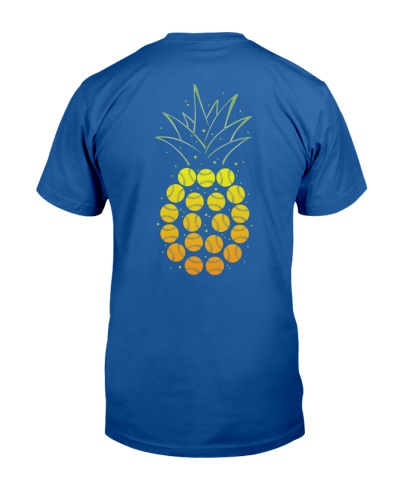 Baseball Pineapples