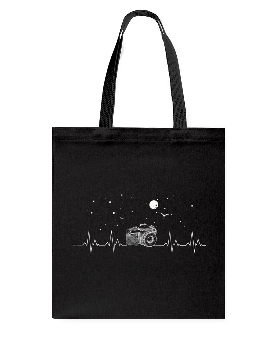 Photography Heartbeat Tote Bag